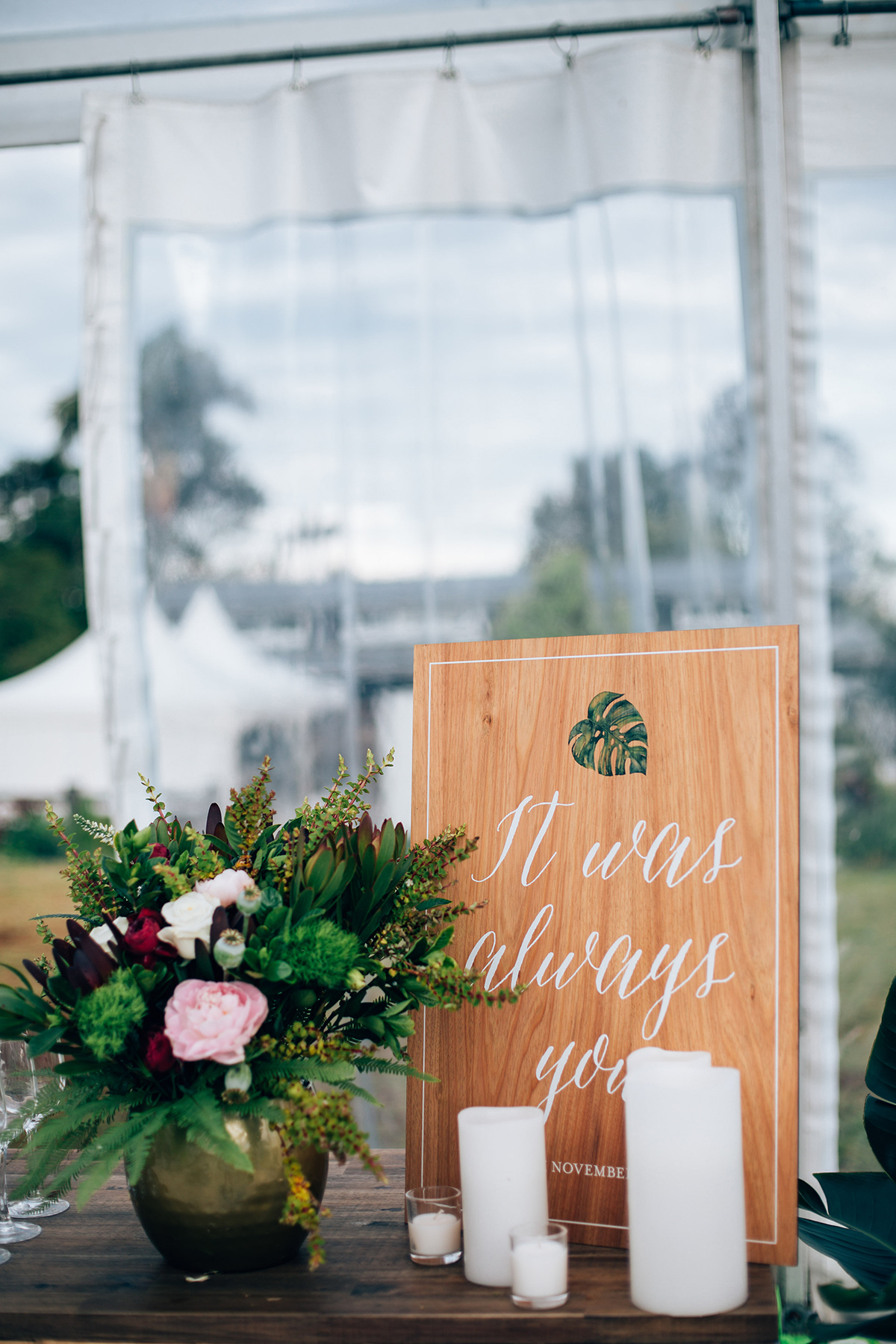 Jenna + Paul | Byron Bay Wedding Venue | The Events Lounge - Byron Bay Wedding Planning and Styling - www.theeventslounge.com.au