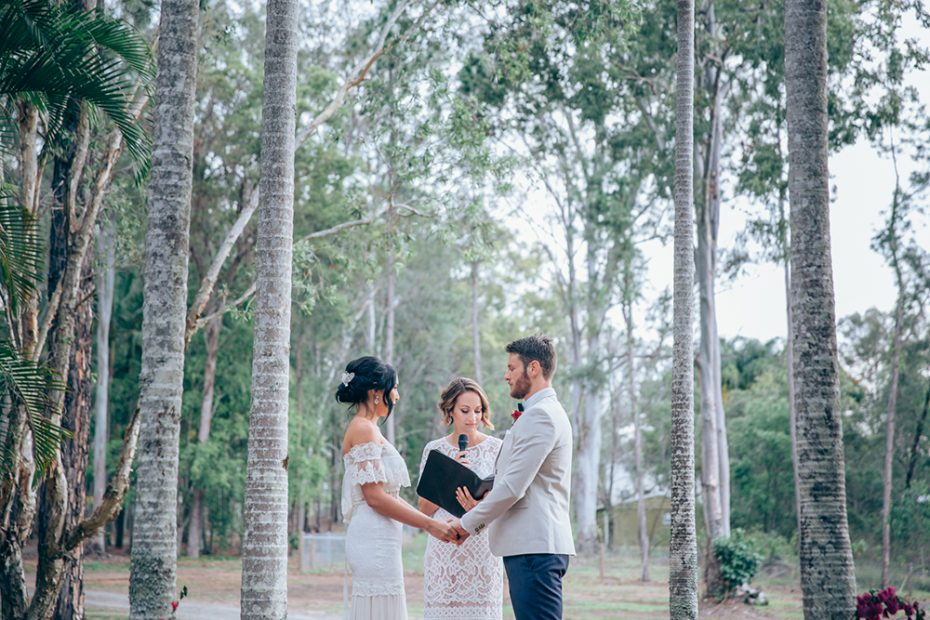 Gold Coast Hinterland Wedding | The Events Lounge - Gold Coast wedding planner and stylist | www.theeventslounge.com.au