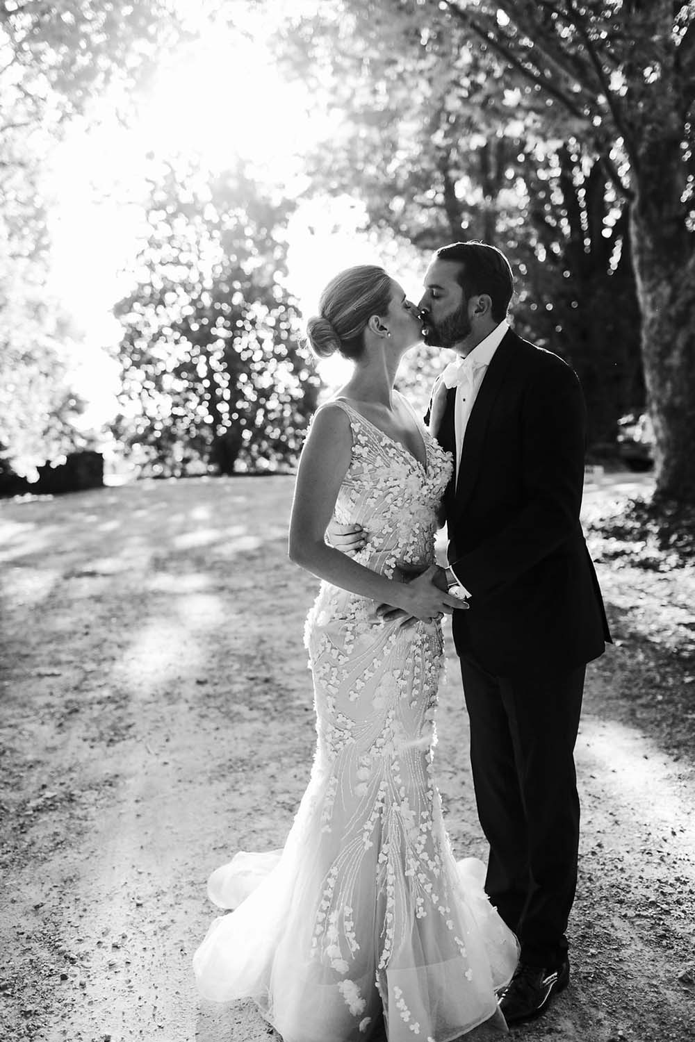 Emma + Tom - Deux Belettes Byron Bay Wedding Venue | The Events Lounge - Byron Bay Wedding Planning and Styling - www.theeventslounge.com.au