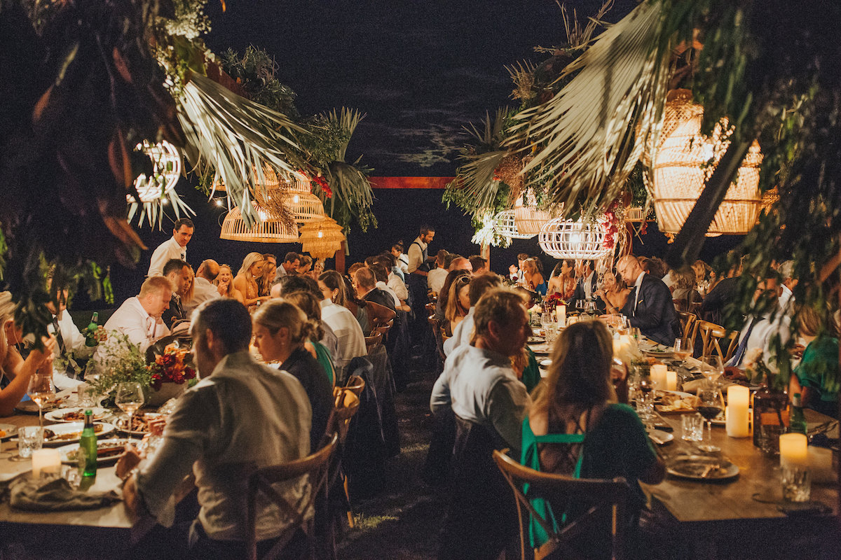 Sam and Nathan   The Orchard Estate, Byron Bay Wedding   Styled by The Events Lounge