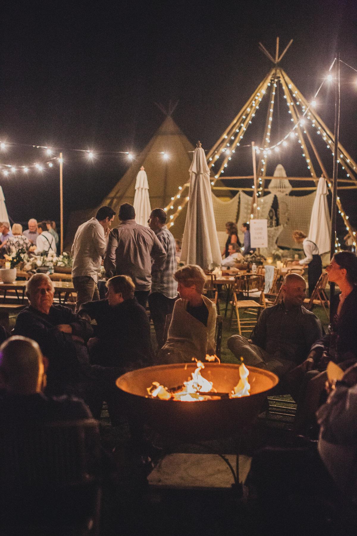 Real Wedding: Kim + Gabe, a Festival Romance in the Byron Bay Hinterland | The Events Lounge, Byron Bay Wedding Planner