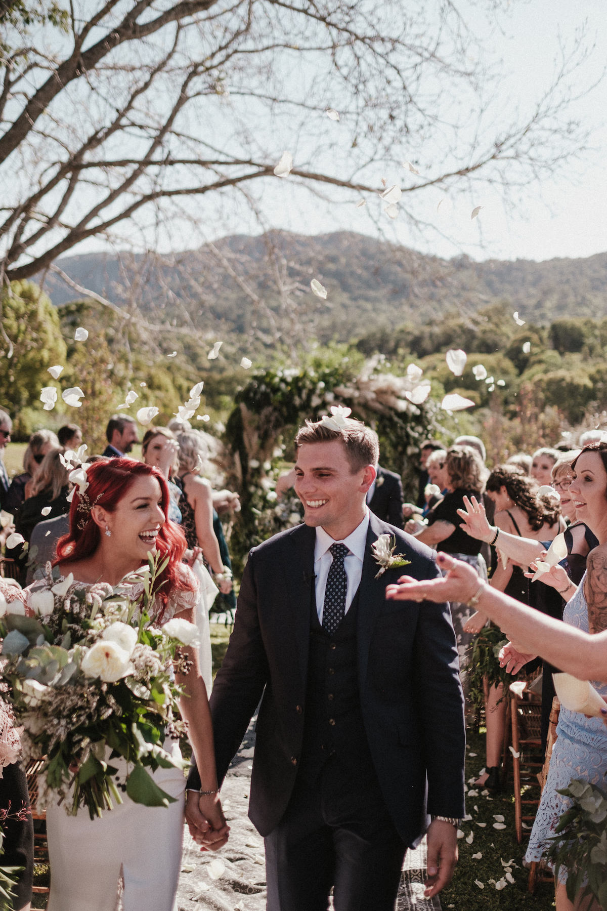 Real Wedding: Jasmine + Jason, Island Luxe in the Gold Coast Hinterland | The Events Lounge, Gold Coast Wedding Planner
