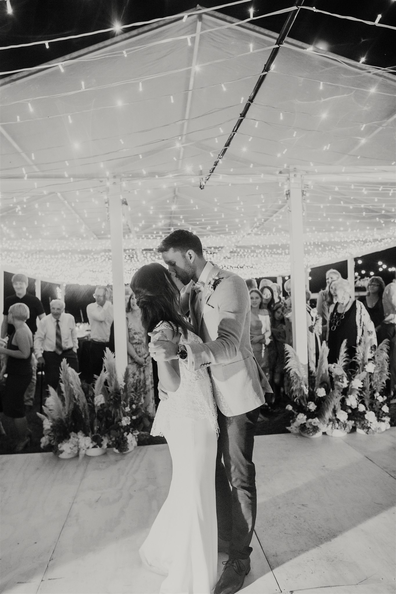 Real Wedding: Alex + Michael, Gold Coast Farmhouse Wedding Styled by The Events Lounge