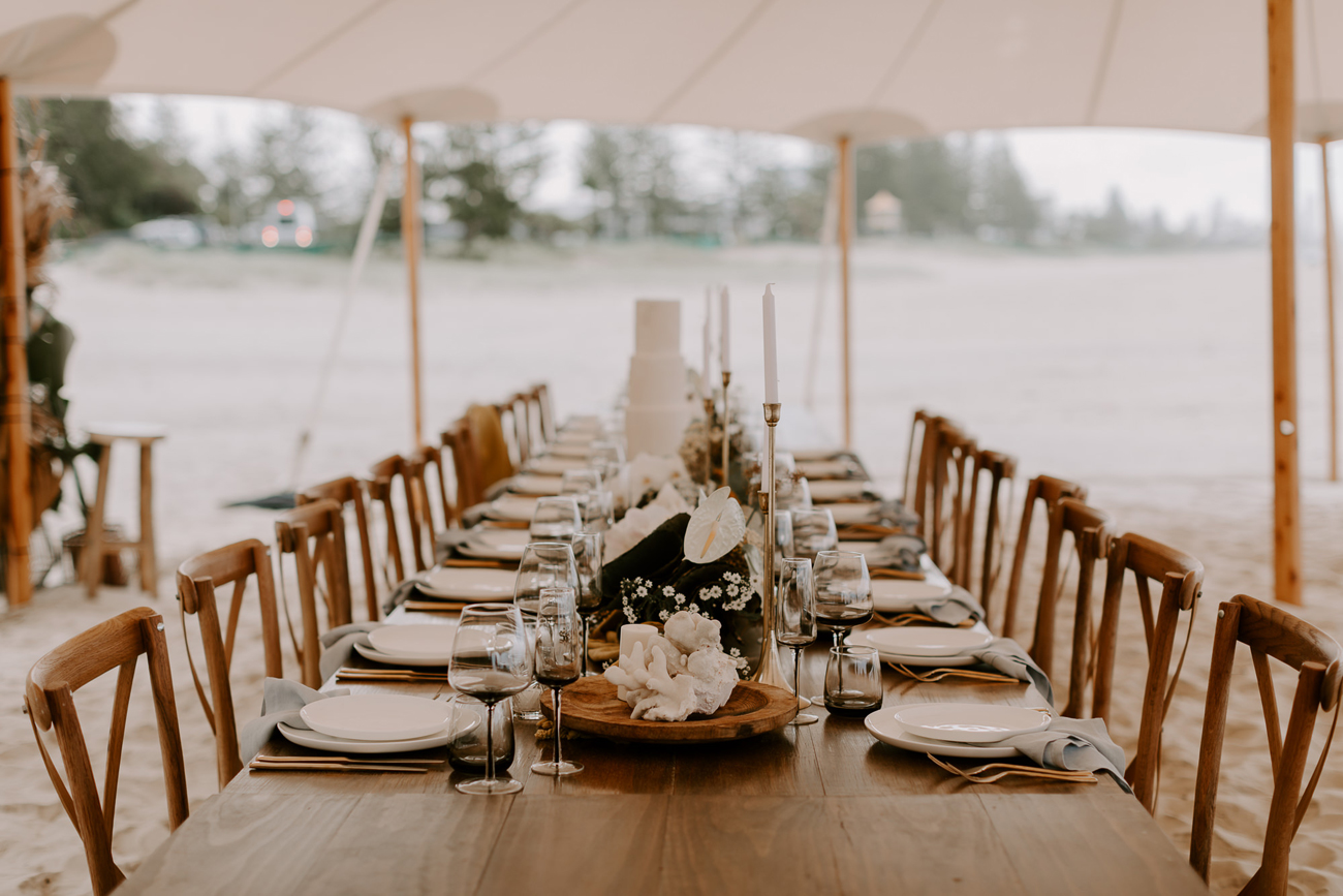 The Oceanic Edit - GC Hitched // Styled by The Events Lounge, Gold Coast Wedding Planner