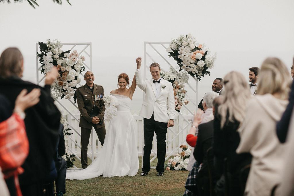 Rachel + Curt's Tweed Coast Wedding at Fins Plantation House | The Events Lounge Wedding Planning