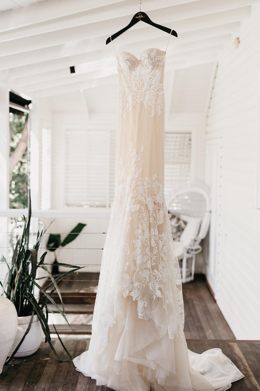 Real Wedding: Anabela + Mathias, Hinterland Romance at The Orchard Estate, Byron Bay